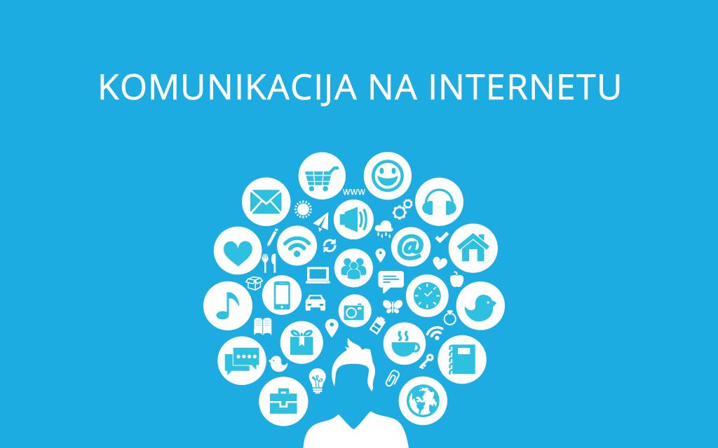 Komunikacija na internetu